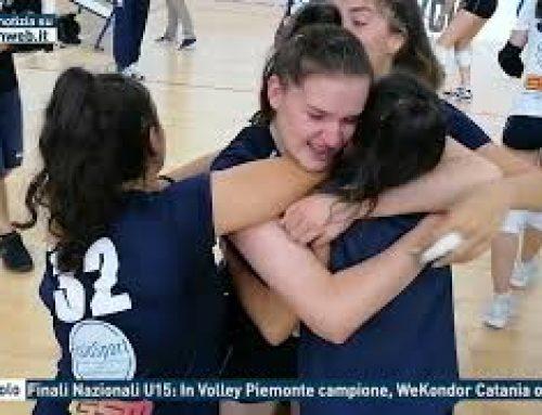 Pallavolo – Finali Nazionali U15: In Volley Piemonte campione, Wekondor Catania ottava
