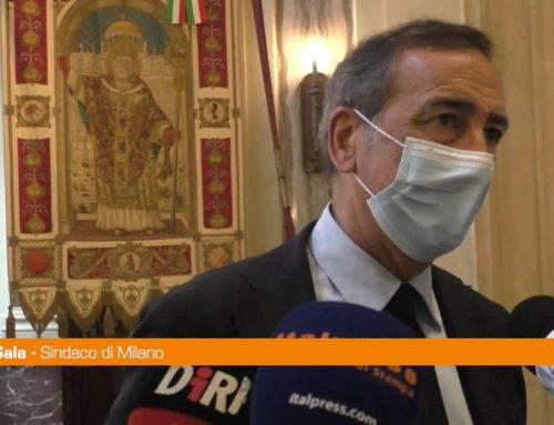 """Milano, Sala: """"Riconfermo parità genere in Giunta"""""""