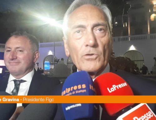 """Gravina: """"Europeo resterà nella storia"""""""