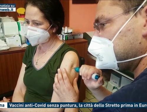 Messina. Vaccini anti-Covid senza puntura, la città dello Stretto prima in Europa