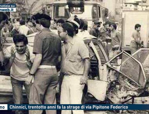 Palermo. Chinnici, trentotto anni fa la strage di via Pipitone Federico