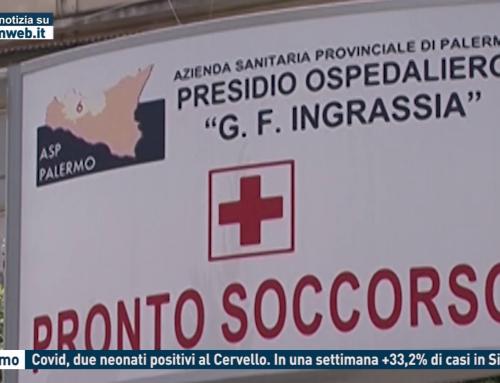 Palermo. Covid, due neonati positivi al Cervello. In una settimana +33,2% di casi in Sicilia