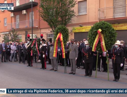 Palermo. La strage di via Pipitone Federico, 38 anni dopo: ricordano gli eroi del dovere