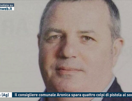 Licata (Ag). Il consigliere comunale Aronica spara quattro colpi di pistola al socio