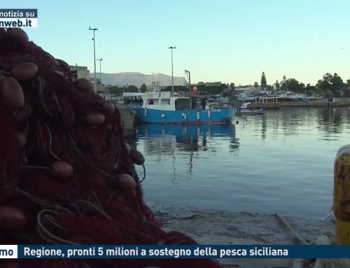 Palermo. Regione, pronti 5 milioni a sostegno della pesca siciliana