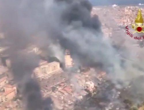 Incendi, Catania brucia dal centro alle periferie