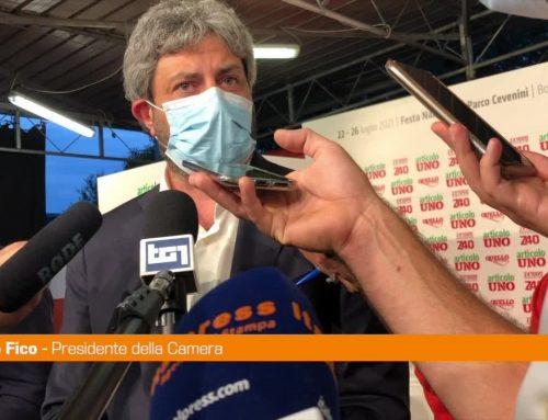"""Vaccino, Fico: """"Procedere senza strappi"""""""