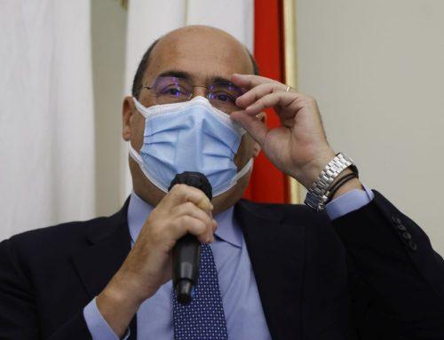 """Attacco hacker, Zingaretti """"Ripartito il sito di prenotazione vaccinale"""""""