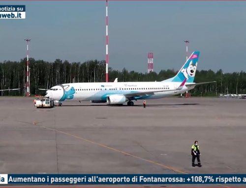 Catania. Aumentano i passeggeri all'aeroporto di Fontanarossa