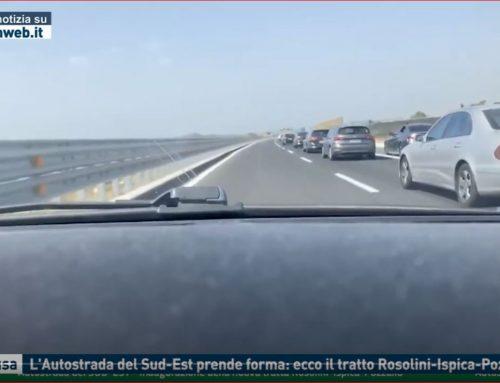 Siracusa. L'Autostrada del Sud-Est prende forma: ecco il tratto Rosolini-Ispica-Pozzallo