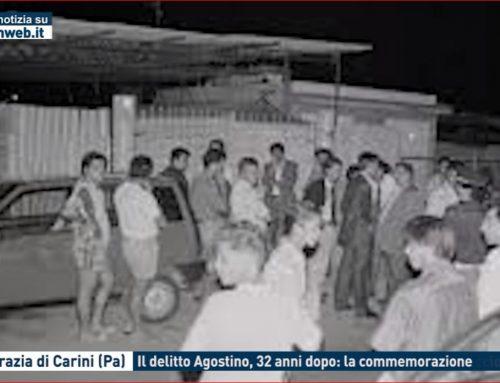 Villagrazia di Carini (Pa). Il delitto Agostino, 32 anni dopo: la commemorazione