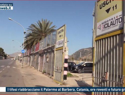 Calcio. I tifosi riabbracciano il Palermo al Barbera. Catania, ore roventi e futuro grigio