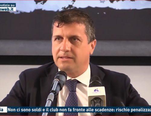 Calcio. Non ci sono soldi e il Catania non fa fronte alle scadenze: rischio penalizzazione