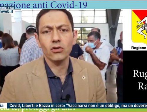 """Catania. Covid, Liberti e Razza in coro: """"Vaccinarsi non è un obbligo ma un dovere"""""""