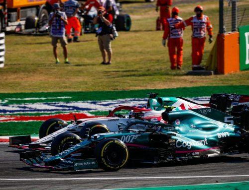 F.1: Aston Martin conferma per il 2022 Stroll e Vettel