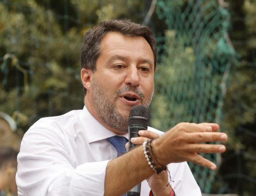 """Salvini """"Il Governo eviti il caro-bollette tagliando l'Iva"""""""