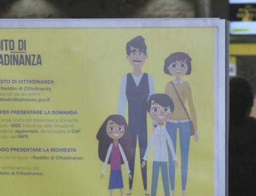 Reddito di cittadinanza, 1,3 mln i nuclei familiari beneficiari
