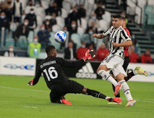 Rebic risponde a Morata, Juve-Milan 1-1