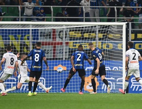 Emozioni e gol a San Siro, Inter-Atalanta finisce 2-2