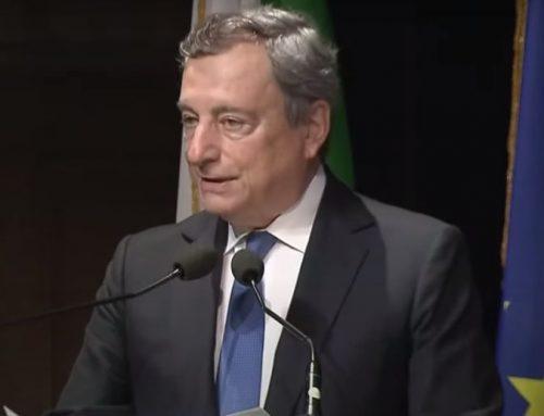 """Lavoro, Draghi """"Con sindacati incontro utile, c'è intesa sui temi"""""""