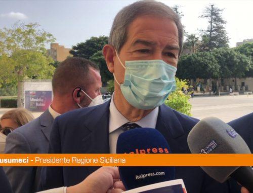 """Stato-mafia, Musumeci: """"Bisogna far luce su fine Falcone e Borsellino"""""""