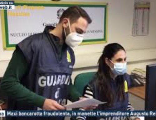 Messina – Maxi bancarotta fraudolenta, in manette l'imprenditore Augusto Reitano
