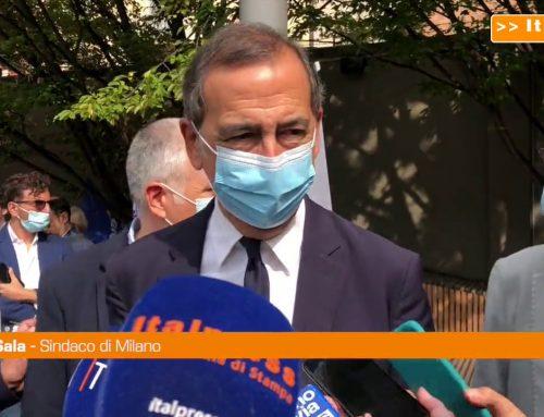 """Amministrative Milano, Sala: """"Scorretto? Dico solo di votare per me"""""""