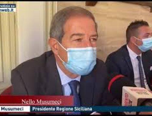 """Licata (Ag) – Musumeci in visita ufficiale: """"Dissesto idrogeologico nostra priorità"""""""