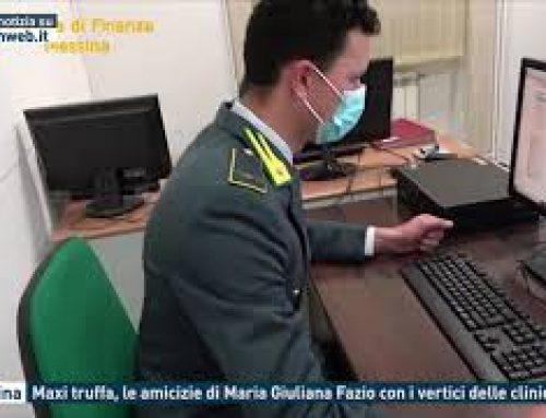 Messina – Maxi truffa, le amicizie di Maria Giuliana Fazio con i vertici delle cliniche