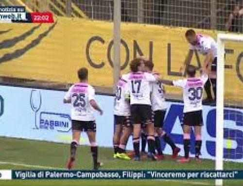 """Calcio – Vigilia di Palermo-Campobasso, Filippi: """"Vinceremo per riscattarci"""""""