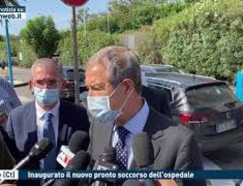 Giarre (Ct) – Inaugurato il nuovo pronto soccorso dell'ospedale