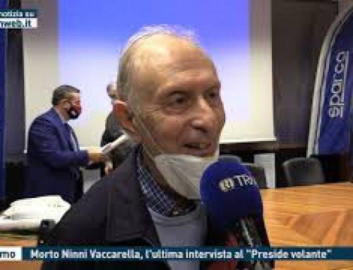 """Palermo – Morto Ninni Vaccarella, l'ultima intervista al """"Preside volante"""""""