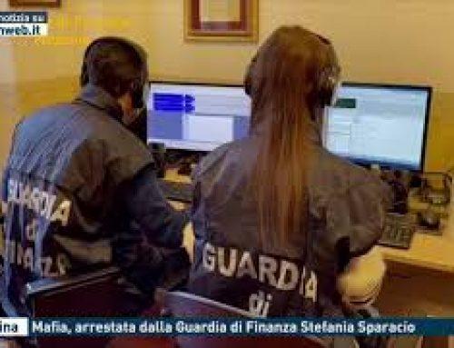 Messina – Mafia, arrestata dalla Guardia di Finanza Stefania Sparacio