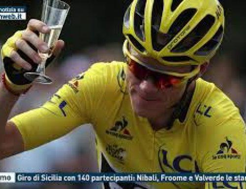 Ciclismo – Giro di Sicilia con 140 partecipanti: Nibali, Froome e Valverde le star