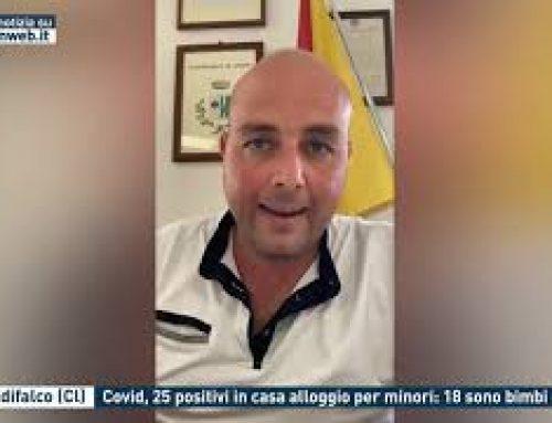Serradifalco (Cl) – Covid, 25 positivi in casa alloggio per minori: 18 sono bimbi