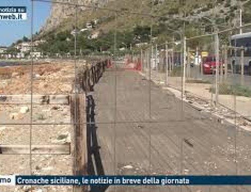 Palermo – Cronache siciliane, le notizie in breve della giornata