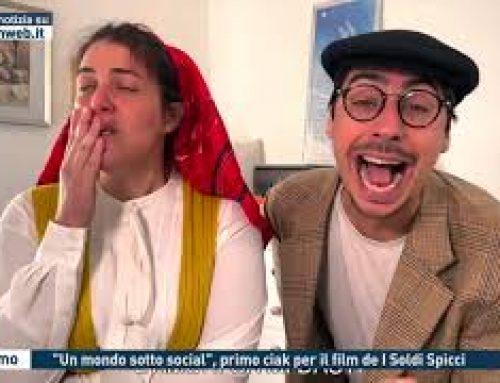 """Palermo – """"Un mondo sotto social"""", primo ciak per il film de I Soldi Spicci"""