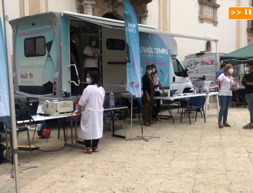 Screening oncologici e vaccinazioni in piazza a Monreale