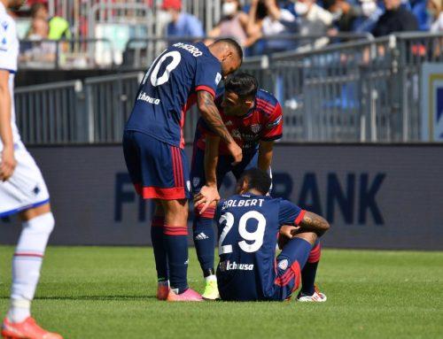 Primo successo Cagliari, 3-1 alla Samp doppietta Joao Pedro
