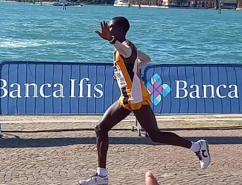 Venicemarathon, vincono l'azzurra Yaremchuk e il keniano Seroi