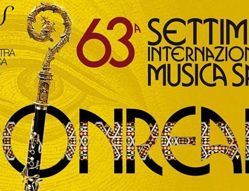 Concerto di inaugurazione della 63^ Settimana di Musica Sacra di Monreale