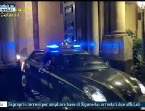 Catania – Esproprio terreni per ampliare base di Sigonella: arrestati due ufficiali