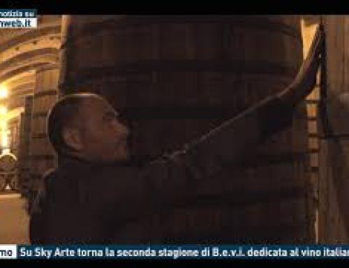 Palermo – Su Sky Arte torna la seconda stagione di B.e.v.i dedicata al vino italiano