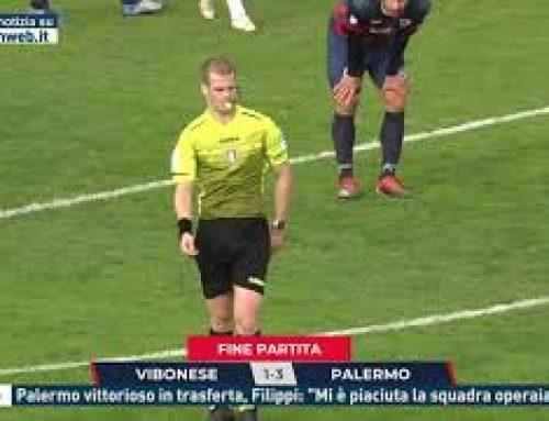 """Calcio – Palermo vittorioso in trasferta, Filippi: """"Mi è piaciuta la squadra operaia"""""""