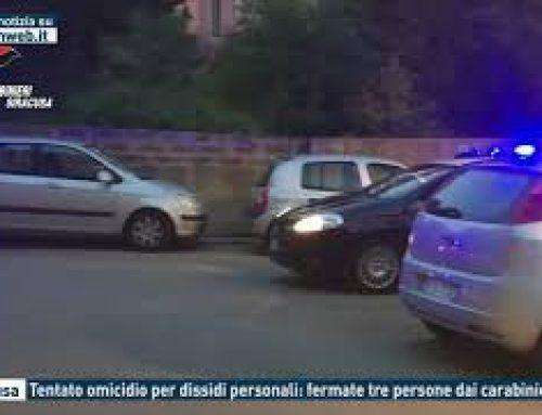 Siracusa – Tentato omicidio per dissidi personali: fermate tre persone dai carabinieri