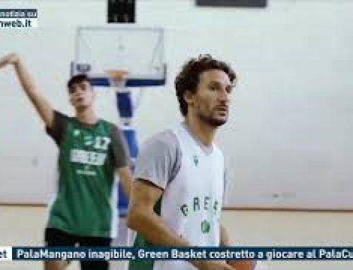 Basket – PalaMangano inagibile, Green Basket costretto a giocare al Palacus