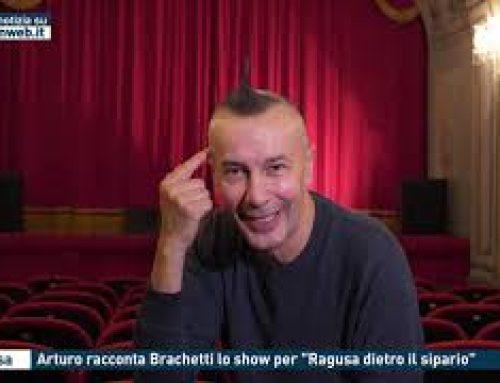 """Ragusa – Arturo racconta Brachetti lo show per """"Ragusa dietro il sipario"""""""