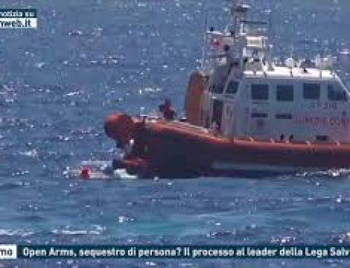 Palermo – Open Arms, sequestro di persona? Il Processo al Leader della Lega Salvini