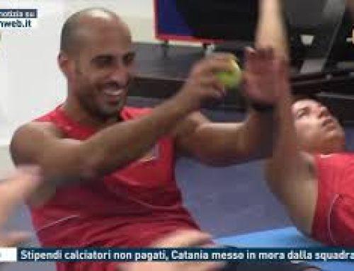 Calcio – Stipendi calciatori non pagati, Catania messo in mora dalla squadra