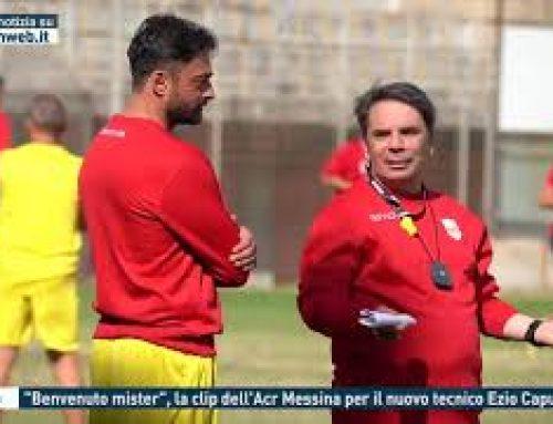 """Calcio – """"Benvenuto mister"""", la clip dell'Acr Messina per il nuovo tecnico Ezio Capuano"""